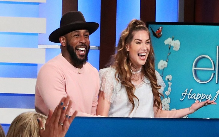 Allison Holker is Pregnant, Expecting Second Child With Husband Stephen Boss