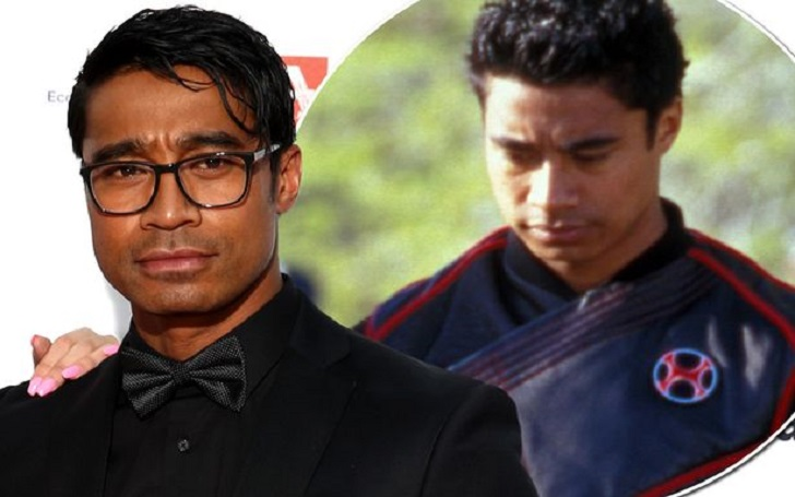 Pua Magasiva, Red Ranger on Power Rangers Ninja Storm, Dies At Age 38