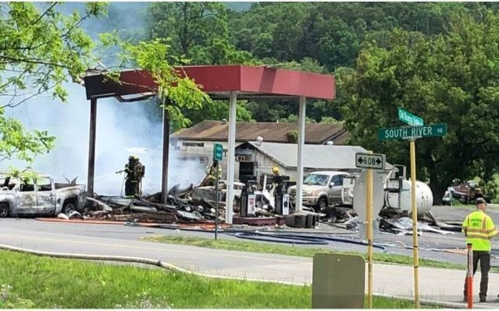 Three Dead and Four Injured in a Virginia Gas Station Explosion