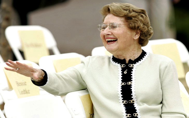 Laura Bush's Mom Jenna Hawkins Dies At Age 99