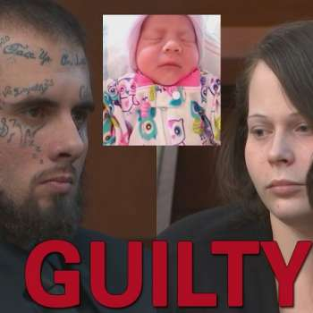 Georgia Couple Pleads Guilty to Murder of 15-Day-Old Daughter