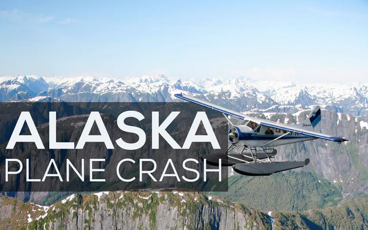5 Dead and 1 Missing After Two Floatplanes Collided in Alaska