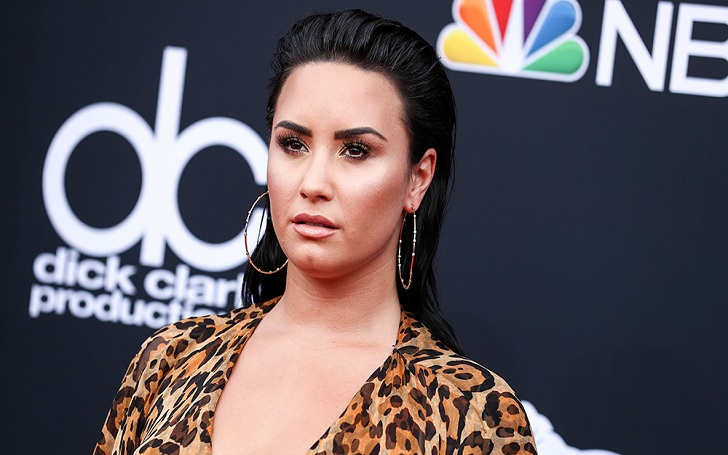 Demi Lovato Thanks Friends Who Had Been Beside Her in Tough Times