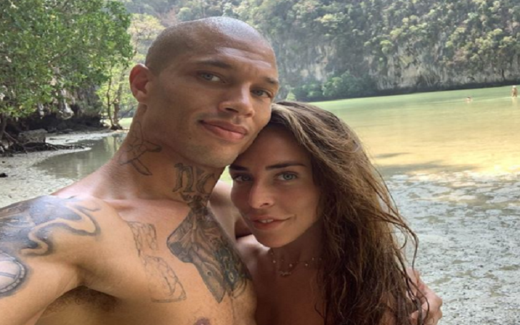 Jeremy Meeks Shuts Down Split Rumors With Chloe Green And Dating Rumors With Andreea Sasu