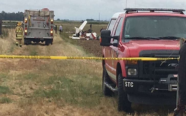 Two Single-Engine Planes' Pilot Killed After Colliding in California