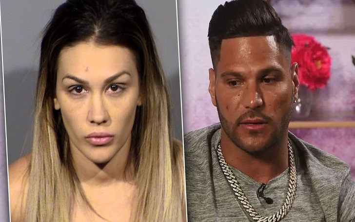 Jen Harley Arrested for Domestic Battery After Boyfriend Ronnie Ortiz-Magro Filed a Police Report