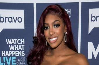 Porsha Williams Finally Does Her Part of Job, Shares Her New Born With The World