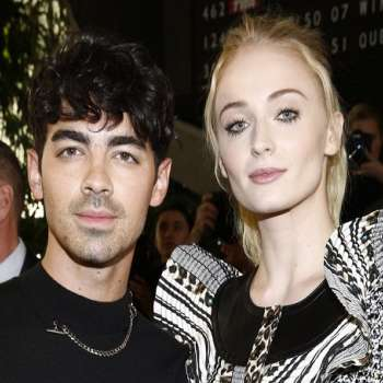 Sophie Turner Holds Hands With Husband Joe Jonas As She Strides in NYC