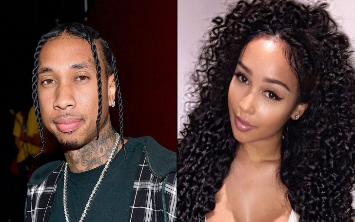 Kylie Jenner's Ex-Boyfriend Tyga Was Married to Tristan Thompson's Ex-Girlfriend Jordan Craig