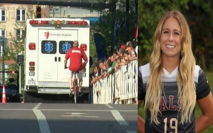Cleveland Marathon Runner, 22, Dies After Being Collapsed Near Finish Line