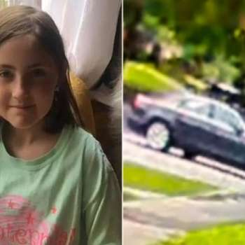 Kidnapped Texas Girl, 8, Found Safe After Suspect's Vehicle Was Reported