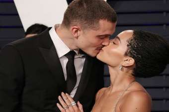 Zoe Kravitz Secretly Marries Boyfriend Karl Glusman