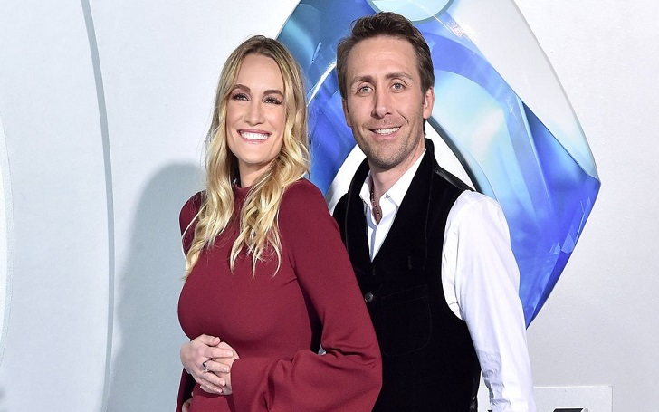 Ashlan Gorse Gives Birth, Welcomes First Child, a Baby Girl, With Husband Philippe Cousteau