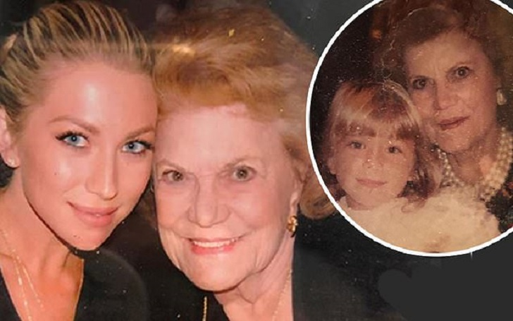 Stassi Schroeder's Grandmother Rosemary Dies At Age 95