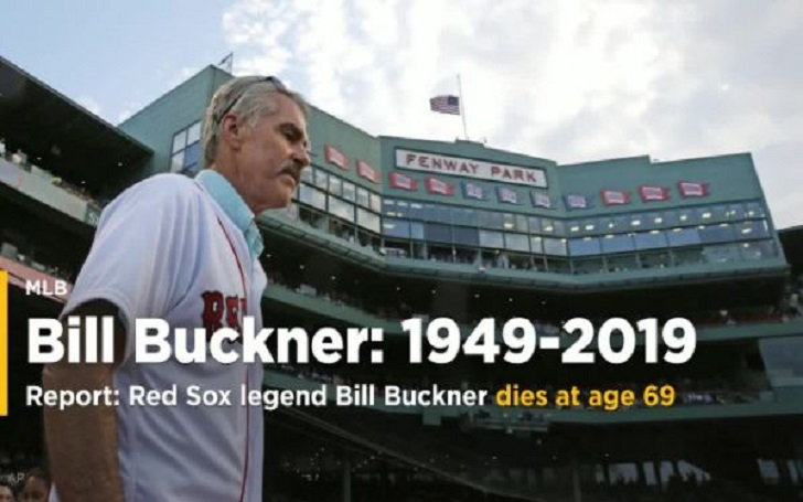 Bill Buckner, MLB Player For Boston Red Sox, Dies At Age 69