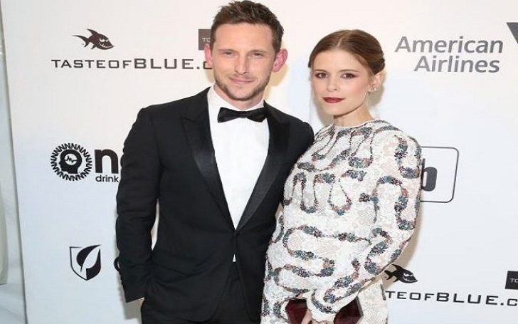 Jamie Bell's Wife Kate Mara Gives Birth, Welcomes First Child, a Baby Girl