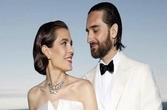 Charlotte Casiraghi Marries Dimitri Rassam in a Lavish Wedding Ceremony