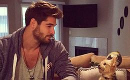 Model Nick Bateman, only open to dating girls who like dogs??
