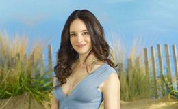 Happily married Madeleine Stowe prides on her beauty and family