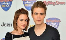 Paul Wesley is dating Phoebe Tonkin. No news of them getting married yet