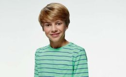 'I am excited to be a part of Rufus' claims Jace Norman