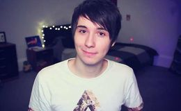 Vlogger and YouTuber Dan Howell and Phil Lester release a book 'The Amazing Book Is Not On Fire'.