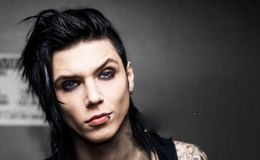Founder and lead vocalist of 'Black Veil Brides' Andy Sixx starts a solo music project