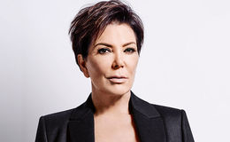 Television personality Kris Jenner acknowledges her former sons in law on Mother's day