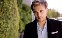 William Moseley joins the Stand Up to Cancer programme 'Change the Odds' featuring many young actors