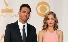 Bobby Cannavale, Rose Byrne and their son Rocco go for a day out in New York's Greenwich Village