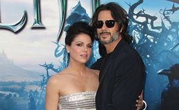 Fred di Blasio and  Lana Parrilla love life with romance spotted in public