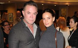 Gabrielle Anwar on her husband: 'We fuel each other in a positive way, and it's addicting'