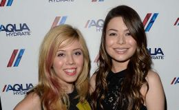 Oh yeah Miranda Cosgrove got united with Jennette Mccurdy at Coachella