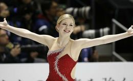 Gracie Gold delivers one of the greatest long program skates as she becomes champion again