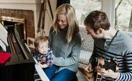 Famous actress Claire Coffee and her husband Chris Thile are happily married and blessed with a son