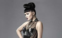 Latvian-born English singer Viktoria Modesta happy to stay single and doesn't want a boyfriend