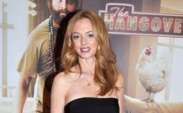 Heather Graham: 'As a kid I read Peter Pan, and I really wanted to be him. It changed my life.'