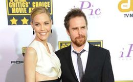Sam Rockwell and Leslie Bibb are together for 9 years. Know about their love affair.