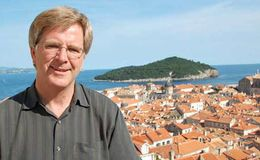 Travel Guide Writer Rick Steves' son Andy makes a writing debut as he releases his first travel book