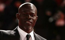 Two time Academy Award-nominated actor Djimon Hounsou the new Orbis Africa Continental Ambassador
