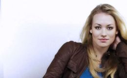 Yvonne Strahovski making a name for herself in Hollywood as she lands a lead role in He's Out There