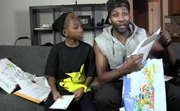 The relationship of DeStorm Power and his son Tayvion Power revealed. Is Liane V DeStorm's wife?