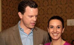 MSNBC's Willie Geist and his wife Christina Sharkey Geist happily married as no divorce rumors arise