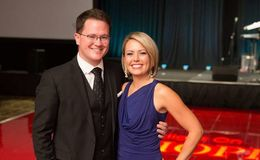 NBC news' Dylan Dreyer pregnant as she and her husband Brian Fichera expect a baby boy