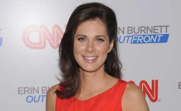 CNN's Erin Burnett and her husband David Rubulotta started their relationship through a blind date?