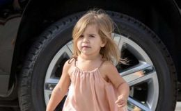 How old is Kourtney Kardashian and Scott Disick's daughter Penelope Scotland Disick? Her latest info