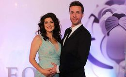 Canadian actress Julia Benson and her husband Peter Benson rumored to be expecting a child soon