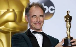 Mark Rylance expecting more movies in future after winning  best supporting actor at Oscars