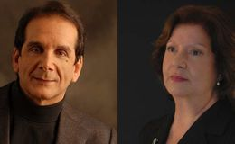 Charles Krauthammer & Wife Robyn Krauthammer Were Married For More Than 40 years; Their Children?