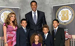 Larsa Pippen and her husband Scottie Pippen's married life made better by their four children
